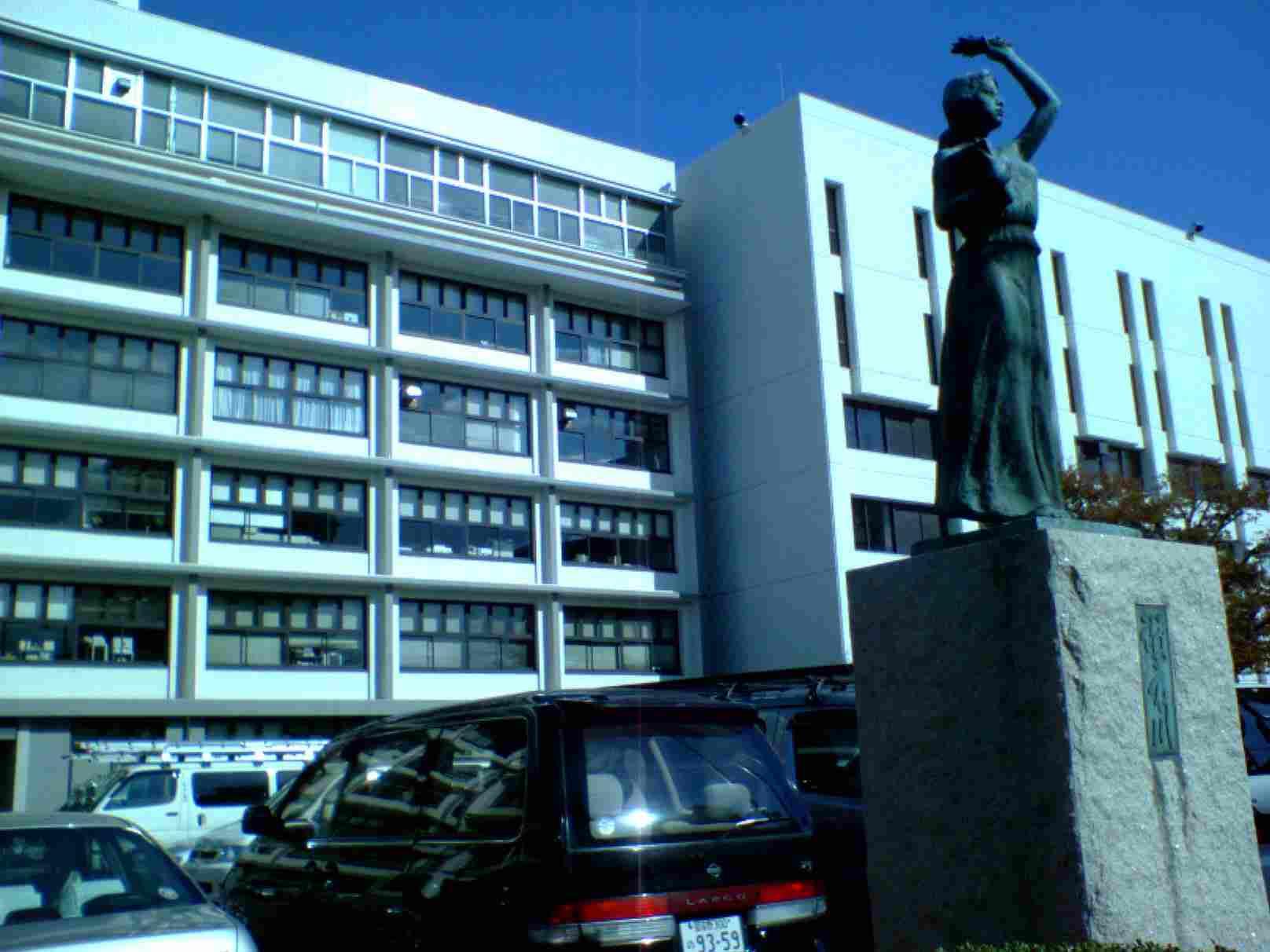 市川市役所